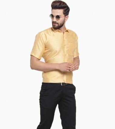 Golden Color Shirts