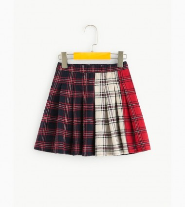 Checkered Skirts