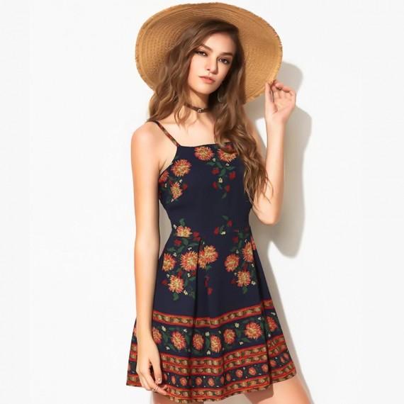 Floral Slip Dresses