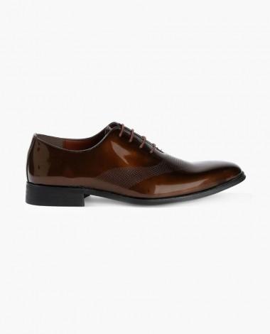 Lace Up Dearby Shoe